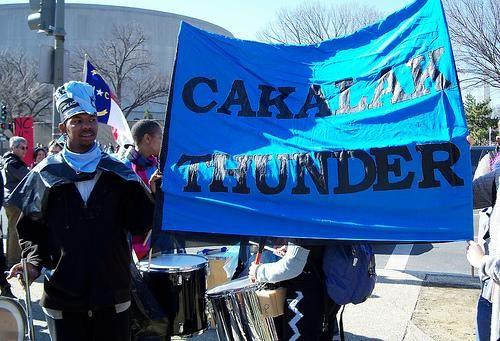 Anti-War March, DC, 2007